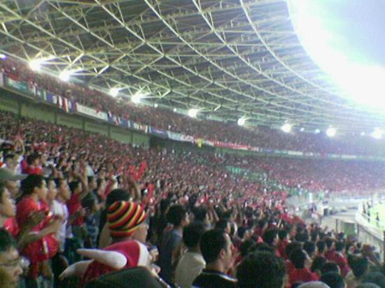 Gelora Bung Karno Stadium: GBK Indonesia vs Arab Saudi 2