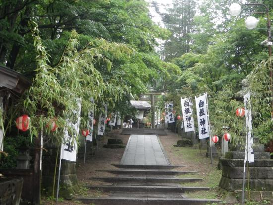 Shirane Shrine