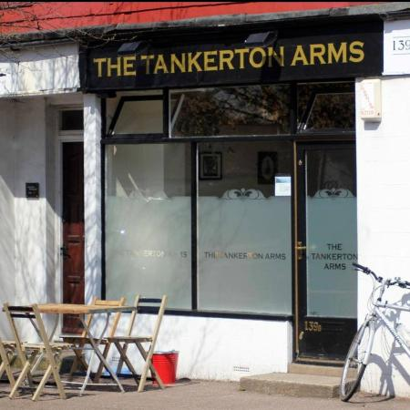 The Tankerton Arms: The Tank