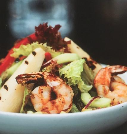 Gaucho Grill: Shrimp Salad