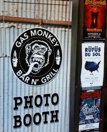 Gas Monkey Bar Grill Located At 10261 Technology Blvd E Dallas