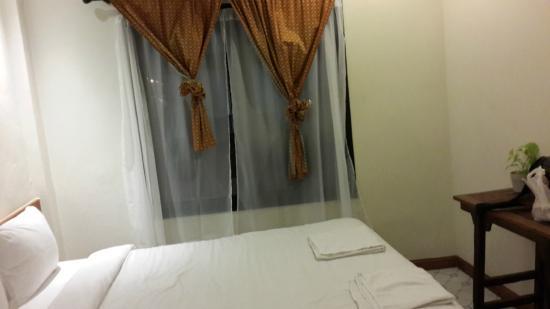 HI Mid Bangkok : Tempat tidur