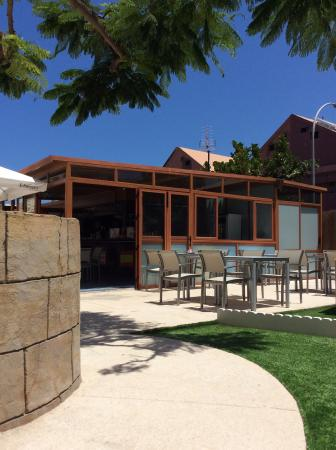 Walkirias Resort: Restaurant