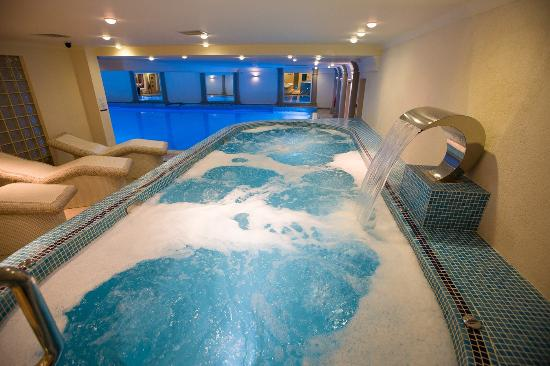 Carden Park Hotel : New Hydrotherapy Pool