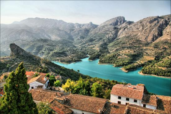 vue 7 - Picture of Guadalest Valley, Alicante - TripAdvisor