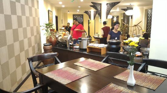 Hotel Sahid Montana Malang : Nice breakfast in Montana, Malang.