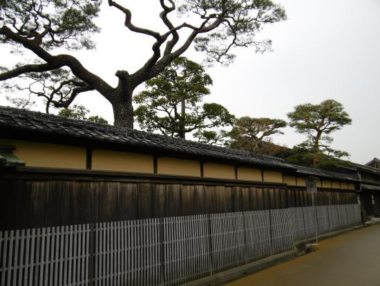 Street of Matsusaka Marchant: 松阪商人の町並