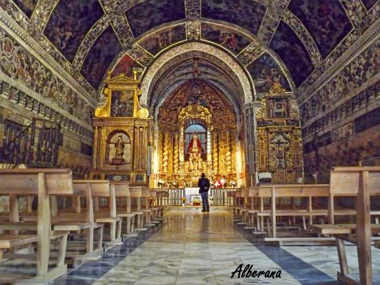 Fuente del Arco, Spania: Santuario de Nuestra Señora del Ara. (Marzo-2013)