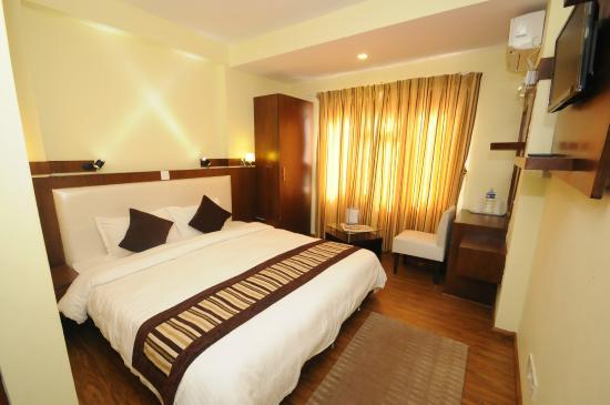 Backyard Hotel: Deluxe Room