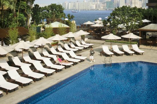 Photo of Hotel InterContinental Hong Kong at 18 Salisbury Rd, Tsim Sha Tsui, Hong Kong