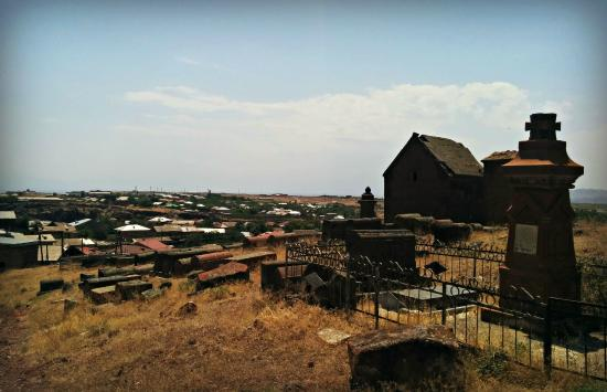 Oshakan Cemetery