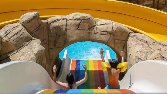 Villa Side Hotel: Aqua Park