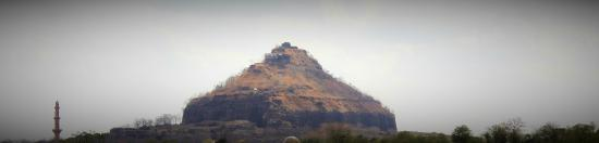 Daulatabad, Ινδία: Fort view from the Resort