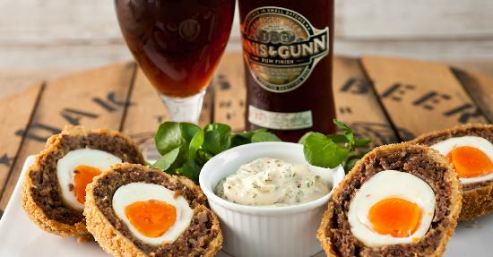 The Beer Kitchen by Innis & Gunn - Picture of Innis & Gunn Beer ...