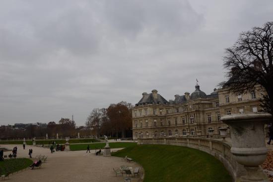 Paris, Prancis: Jardin du Luxembourg
