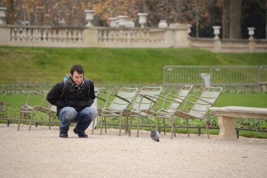 París, Francia: Jardin du Luxembourg