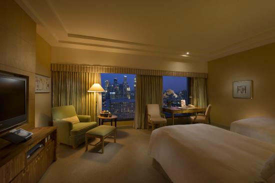 Conrad Centennial Singapore: 2 Twin Executive Room