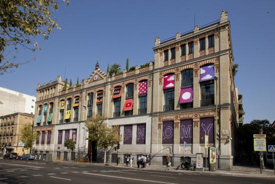Foto de la casa encendida madrid biblioteca tripadvisor for La casa encendida telefono