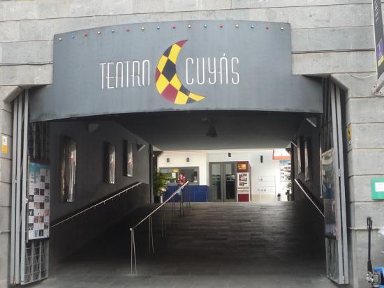 Teatro Cuyas