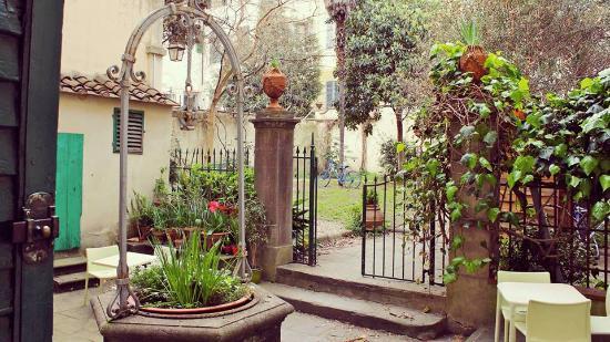 Il giardino segreto!