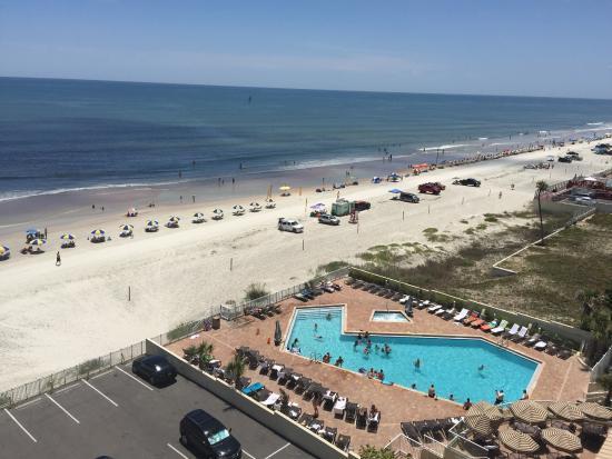 Hyatt Place Daytona Beach Oceanfront Picture Of