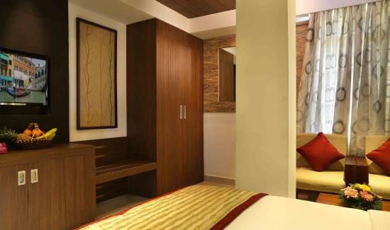 Red Sparrow Hotels and Resorts : Guest Room