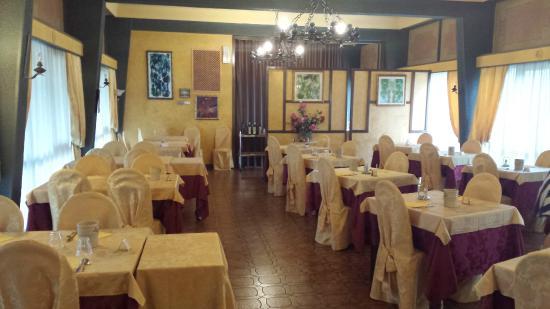 Ai Ronchi Motor Hotel: Sala colazione