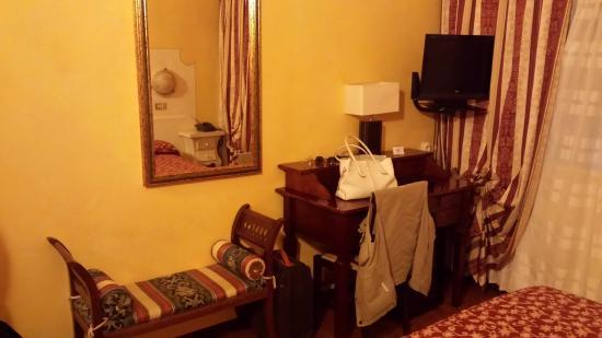 Ai Ronchi Motor Hotel: Camera