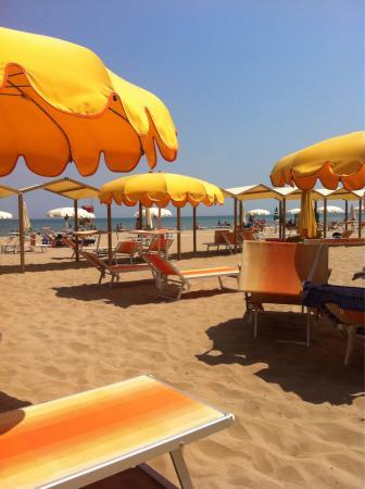 Spiaggia 146, 147, 148