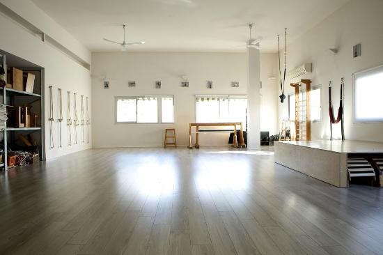 Iyengar Yoga Center Tel Aviv Center