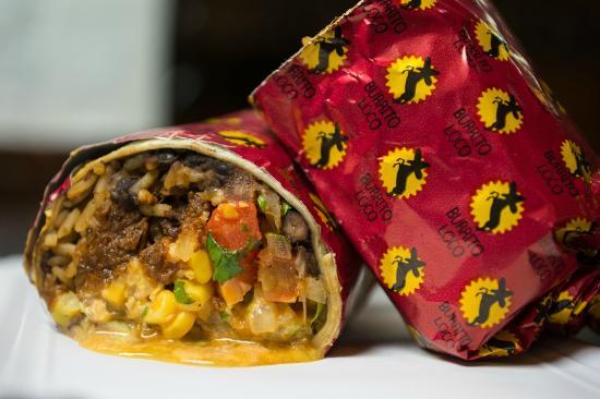 Burrito Loco Spalena