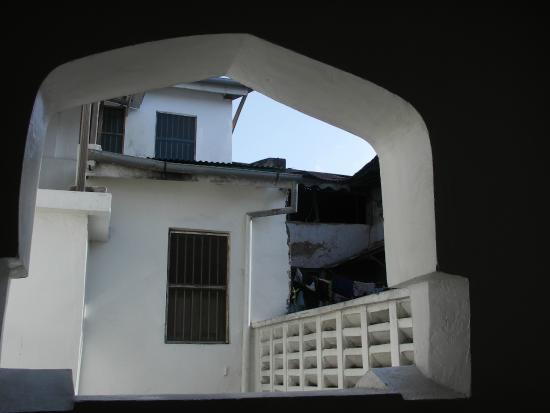 Kiponda B&B: Внутренний дворик