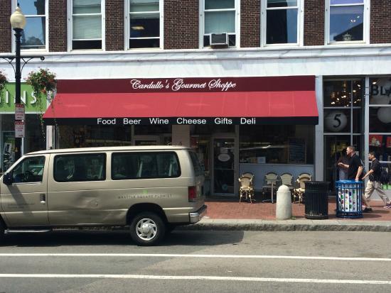Photo of Deli / Bodega Cardullo's Gourmet Shoppe at 6 Brattle St, Cambridge, MA 02138, United States