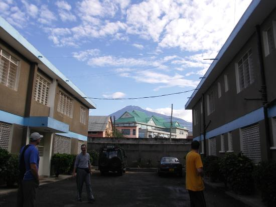 Arusha Resort Centre: Корпуса гостиницы