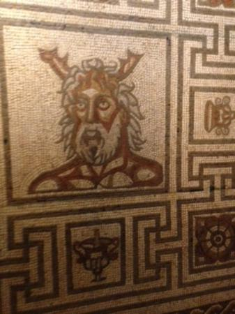 Verulamium Museum: Horned God
