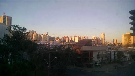 Comfort Hotel Goiânia: Vista