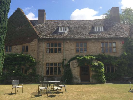 Front view of Charney Manor