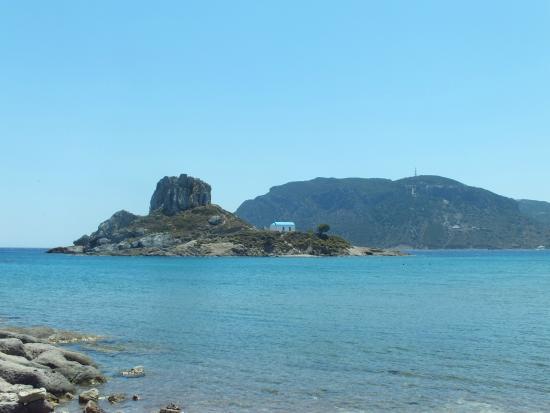 Kefalos, اليونان: Agios Stefanos Beach