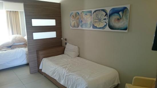 Atlantica Holiday Village Kos: Childrens bed