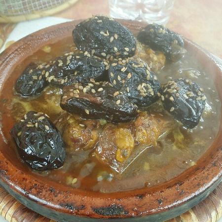 Restaurant Gout de Meknes: Miam la Taine