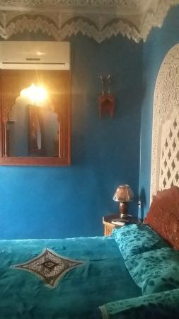 Riad Hiba Meknes: Notre chambre