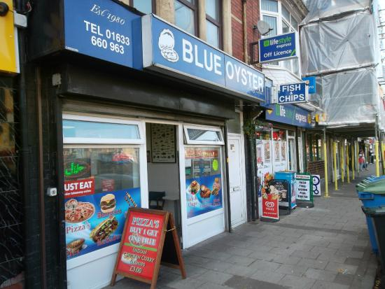 Best Food And Great Choice Blue Oyster Fish Bar