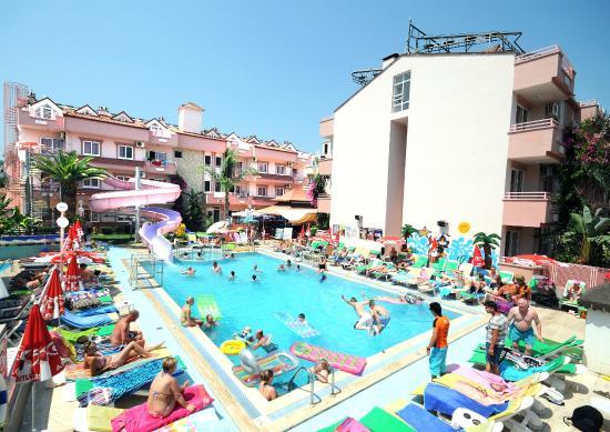 Rosy Apart Hotel  Marmaris  Turkey
