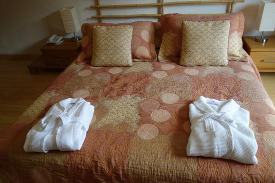 Chalet Matsuzaka Hotel & Spa: Chambre Japonaise