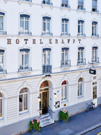 Photo of Hotel Krafft am Rhein Basel