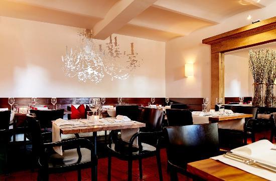 Hotel Krafft Basel : Restaurant - Schnooggeloch