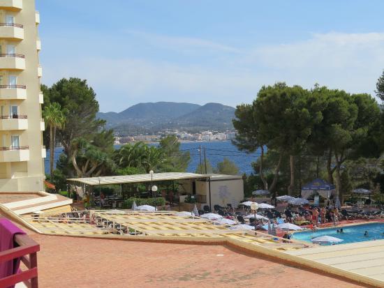 Fiesta Hotel Tanit: Ocean View