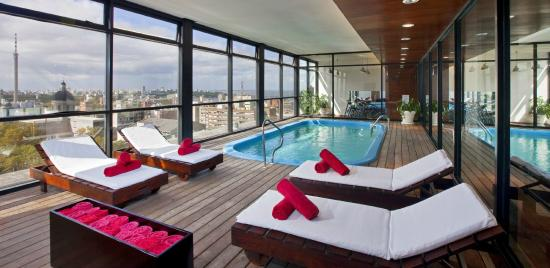 Four Points By Sheraton Montevideo: Pool
