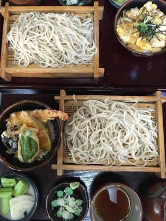 Homemade Soba Ueno : ランチ
