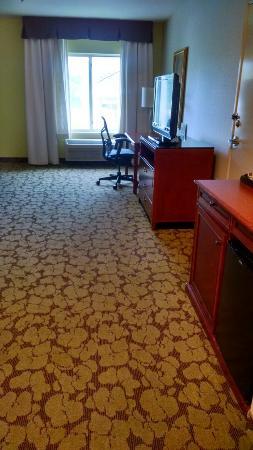 Hilton Garden Inn Redding: Mobility accessible room